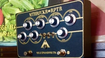 Mile End Effects' mthrfckr=rptr