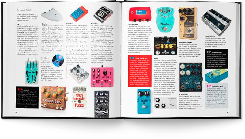 Pedal Crush is packed full of stompboxes!