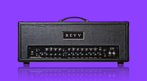 Revv Amplification Generator MKIII Series are these the ultimate flexible amp heads?