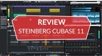 Steinberg Cubase 11 review