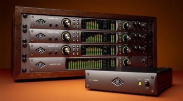 UAD Apollo Satellite promotion 2020