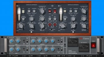 UAD Neve Dynamics Collection