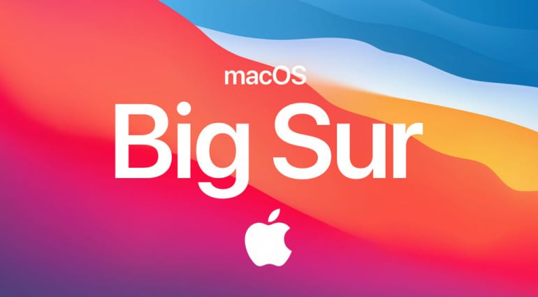 Apple macOS 10.16 Big Sur