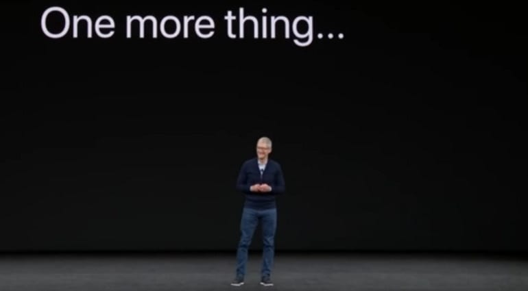 Apple - One More Thing