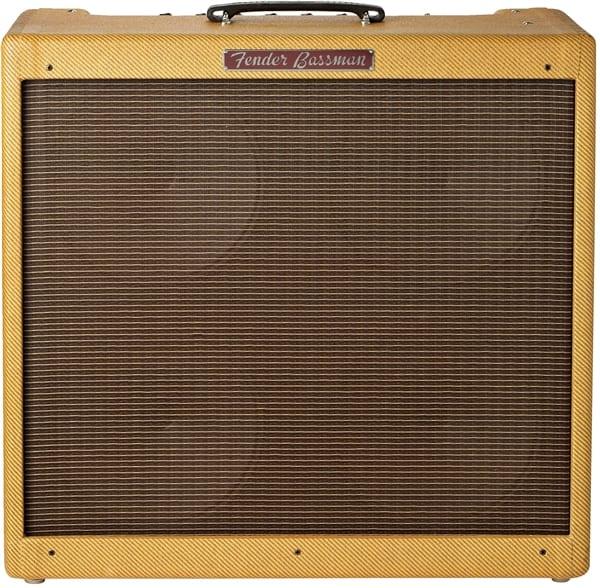 Fender '59 Bassman LTD front