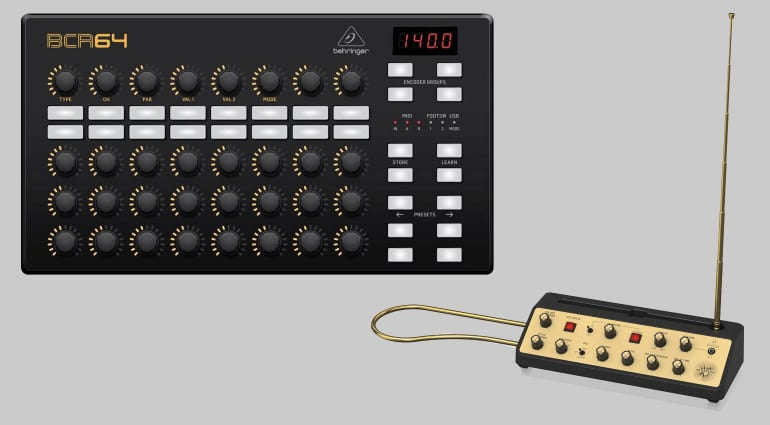Behringer's latest proposals