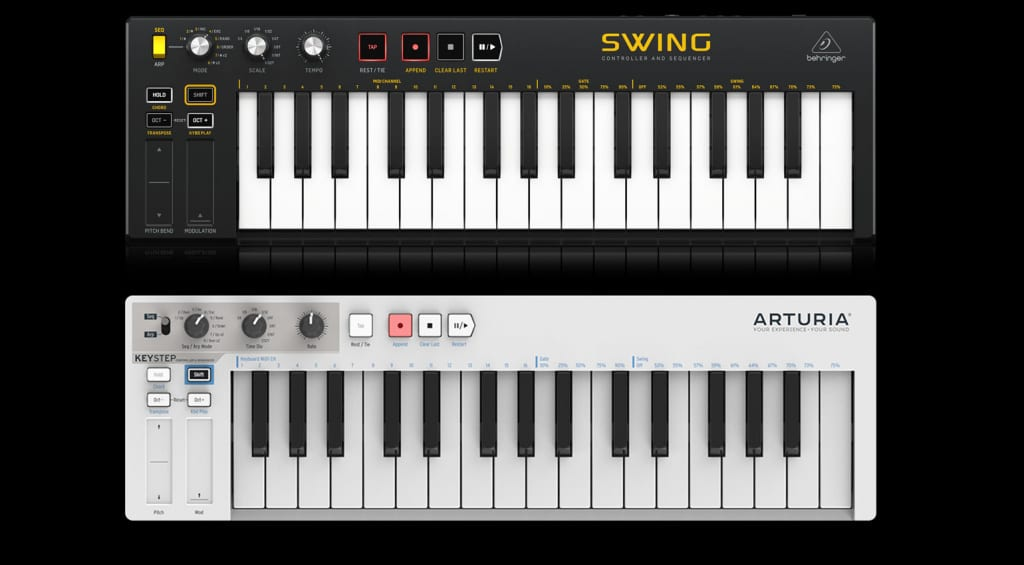 Swing vs KeyStep