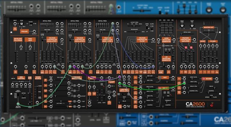Cherry Audio CA2600