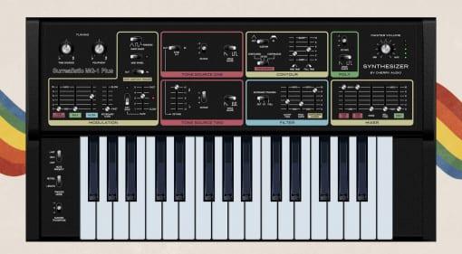 Cherry Audio Surrealistic MG-1 Plus