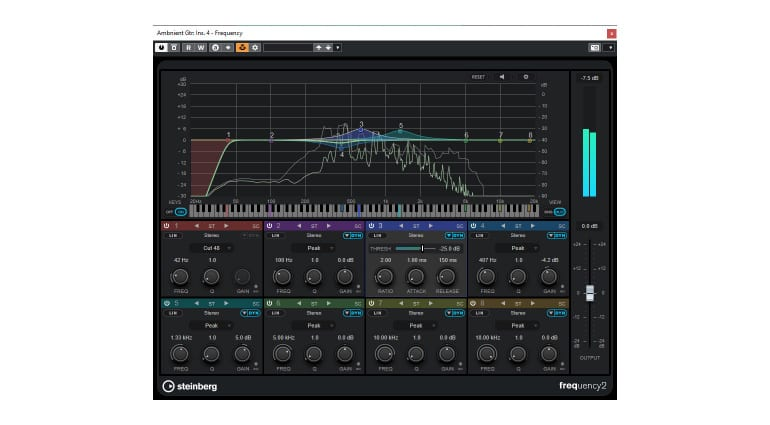 Cubase Pro 11 Frequency 2