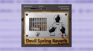 Lostin70s Devil Spring Reverb