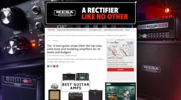 Mesa Boogie Badlander leak, a new Rectifier for 2020?
