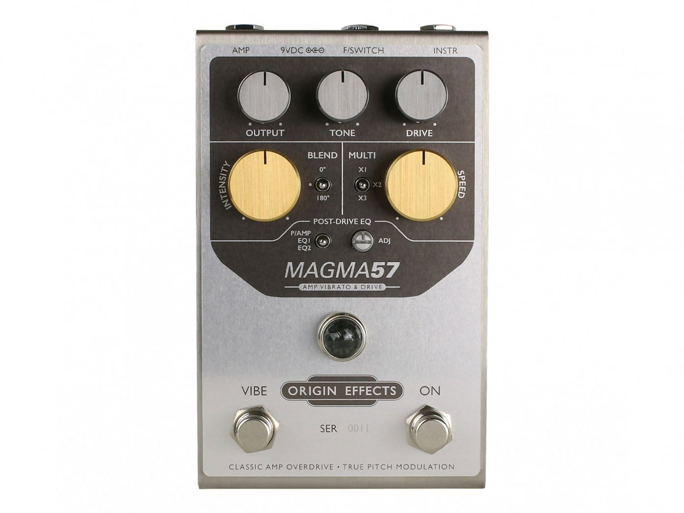 Origin Effects MAGMA57 pedal