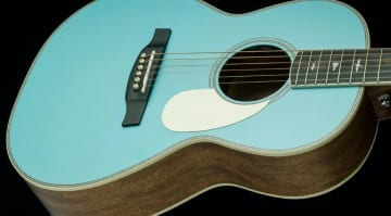 PRS limited edition SE P20E parlour acoustic