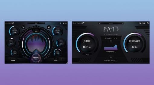 SoundSpot FAT 2 and NEVO