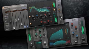 SSL Flexverb & X-Comp plug-ins