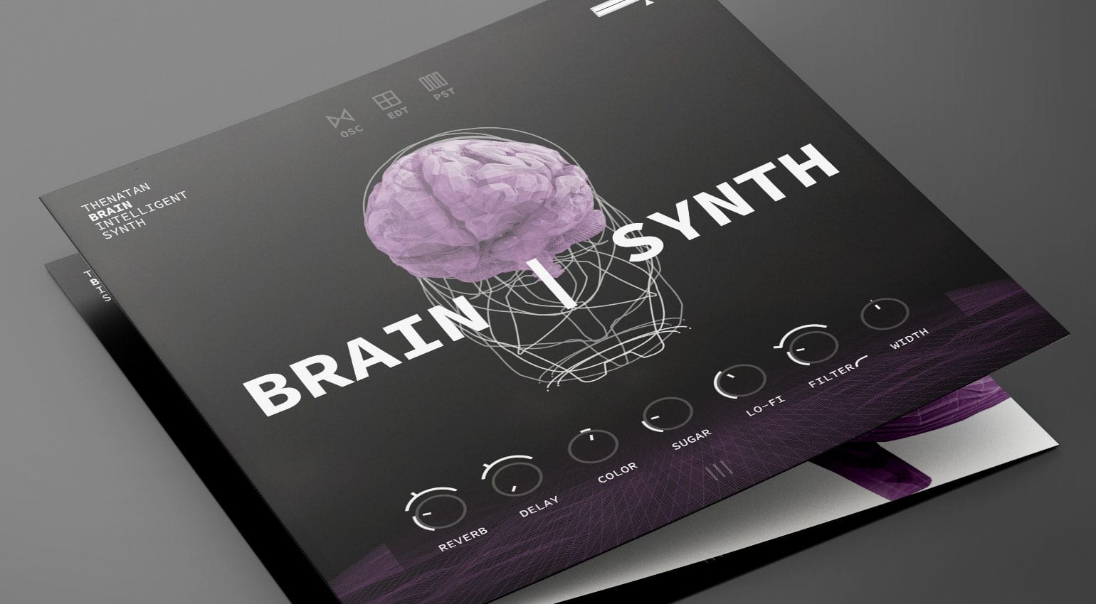 BRAIN – Intelligent Synth: Infinite inspiration with a single click