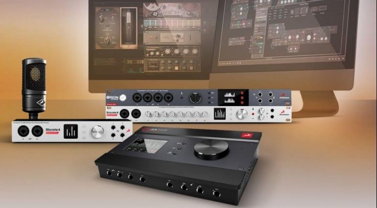 Antelope Audio deals at Thomann