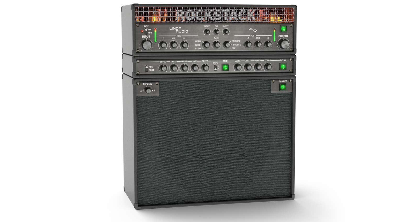 Audified Linda RockStack plugin
