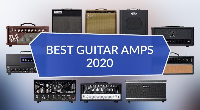Best Guitar Amps 2020