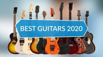 Best Guitars 2020 by Gibson, Fender, PRS, Ibanez, Harley Benton and more