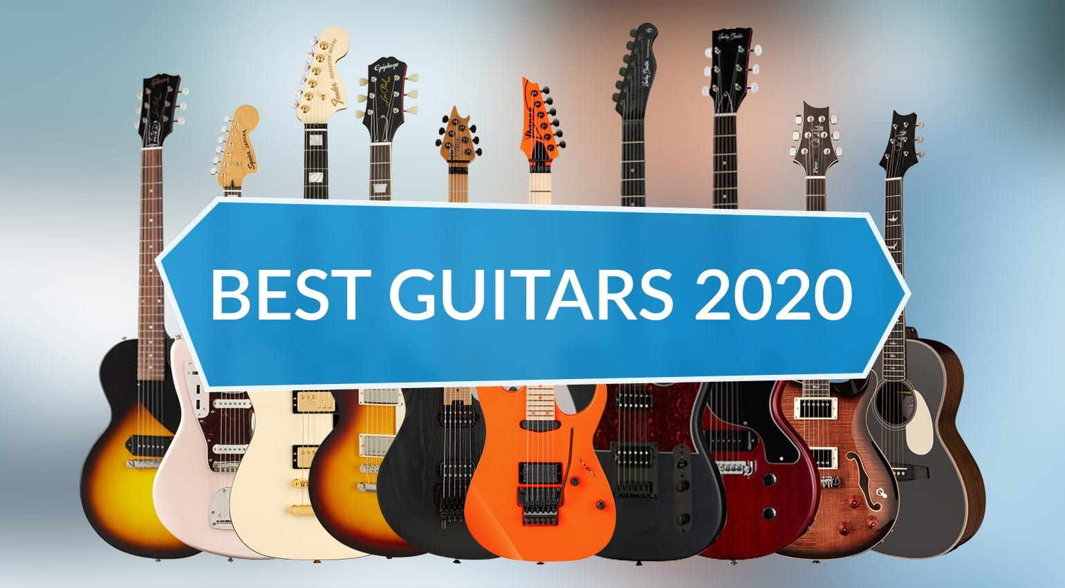 Best Guitars Of 2020 10 Guitars That Should Be On Your Radar Gearnews Com