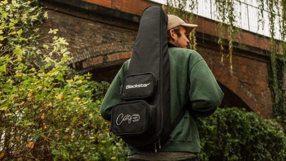 Blackstar Carry-on travel guitar