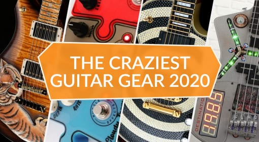 Craziest Guitar Gear 2020