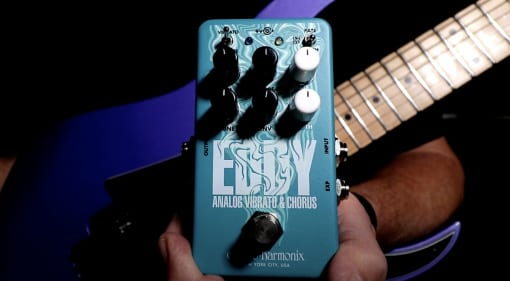 Electro-Harmonix Eddy