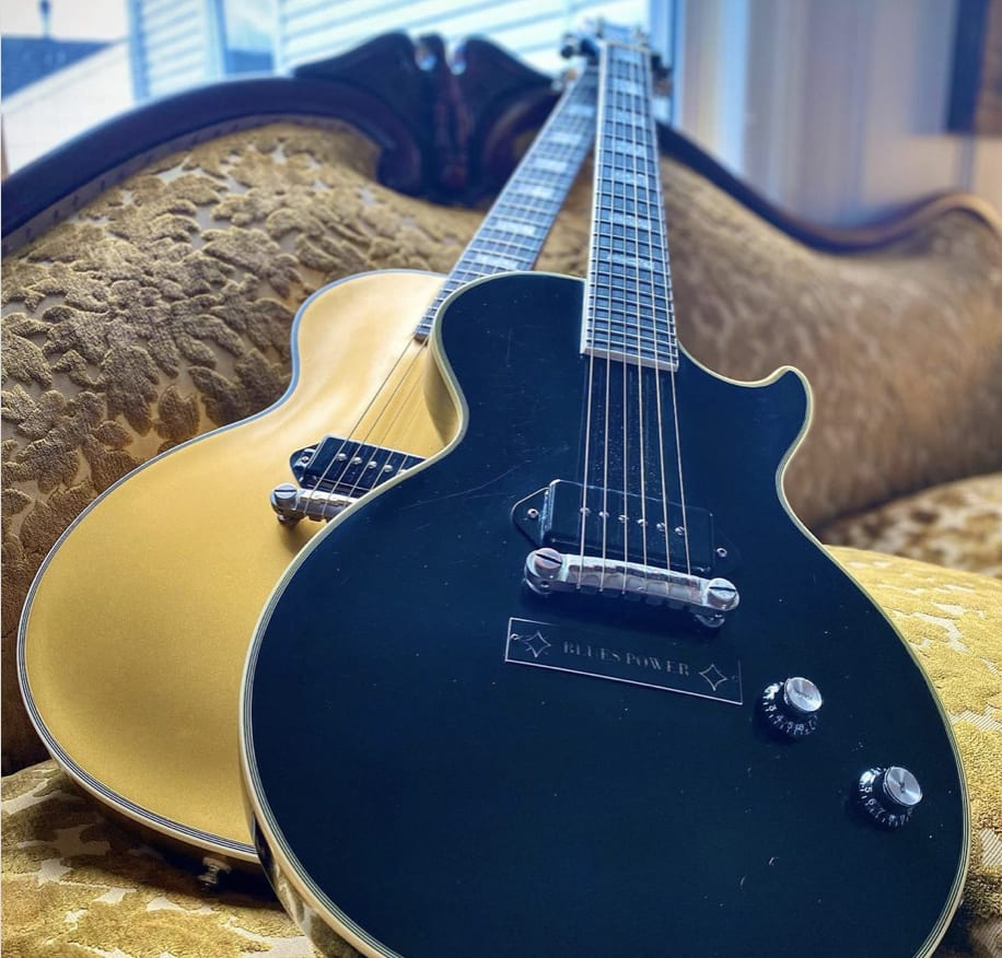 Epiphone Jared James Nichols Goldtop signature model?