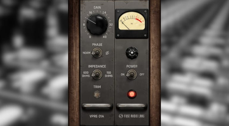 Fuse Audio Labs VPRE31A