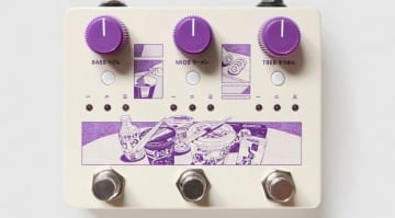 Ground Control Audio has unveiled the Noodles Tone Shaper