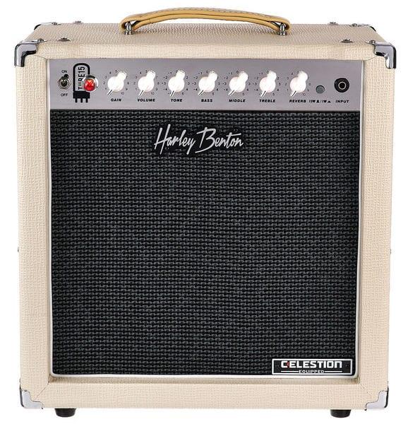 Harley Benton TUBE15 Celestion