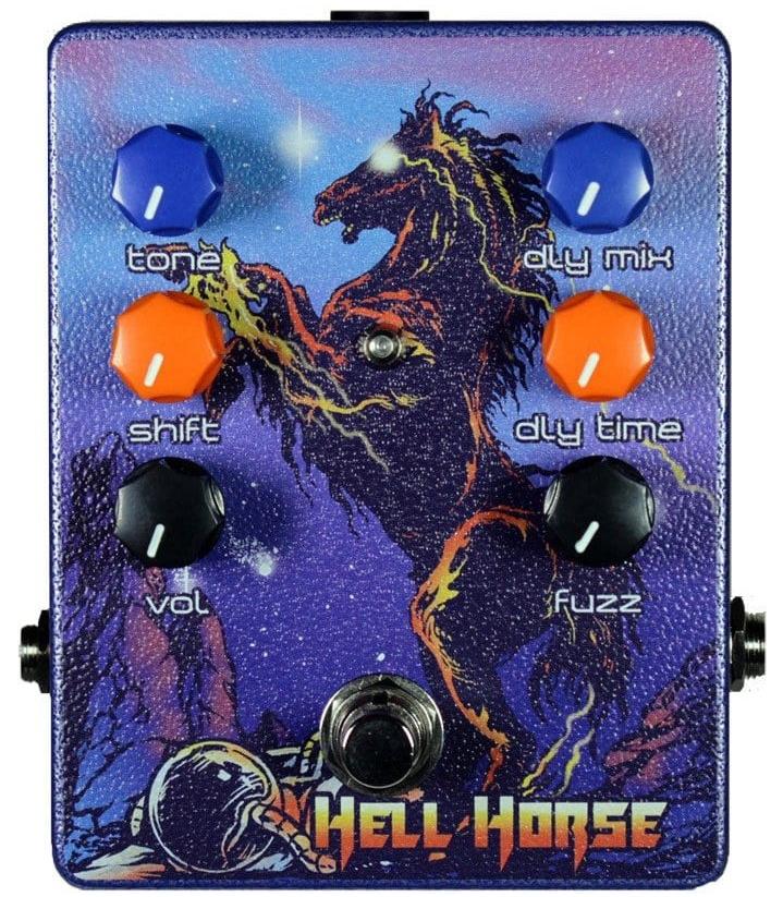Hell Horse Fuzz Delay