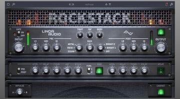 Audified Linda RockStack