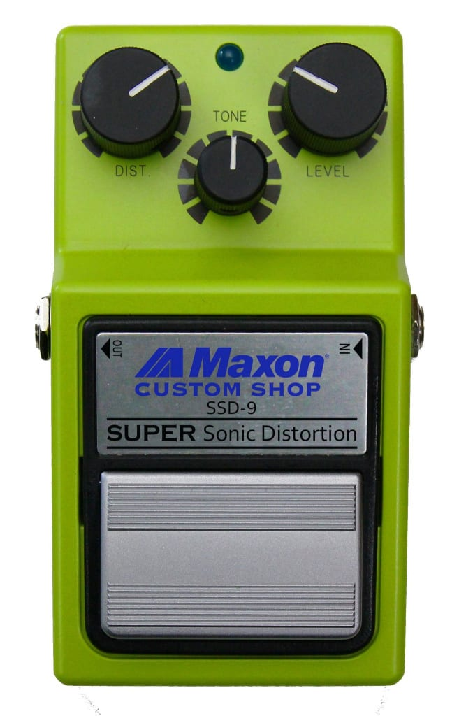 Maxon Super Sonic Distortion SSD-9