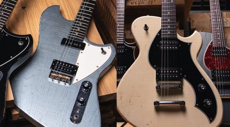 Novo Guitars 2021 Voltur and Solus H2