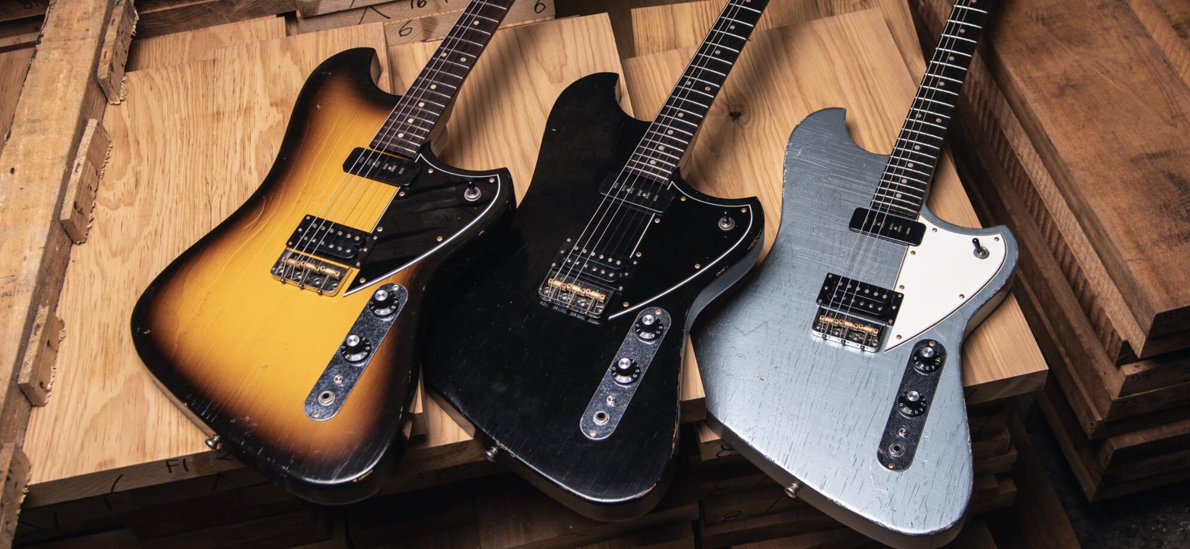 Novo Guitars Voltur