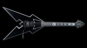 RIP Custom Guitars signature Ryan Waste MW-AX