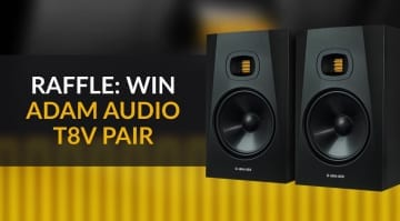 Win ADAM Audio T8V Monitors