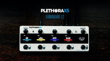 TC Plethora-X5 1.2 update