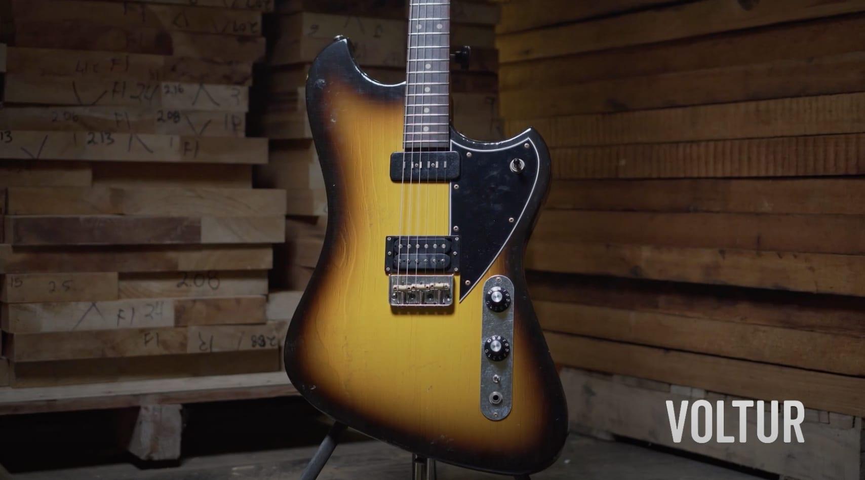 Novo Guitar Voltur