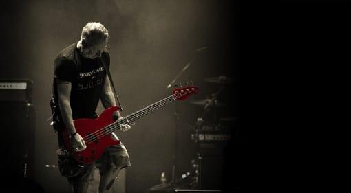 Yamaha Peter Hook Signature BB bass