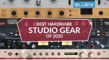 Best studio gear of 2020