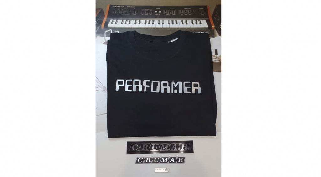 Crumar Performer Deluxe bundle