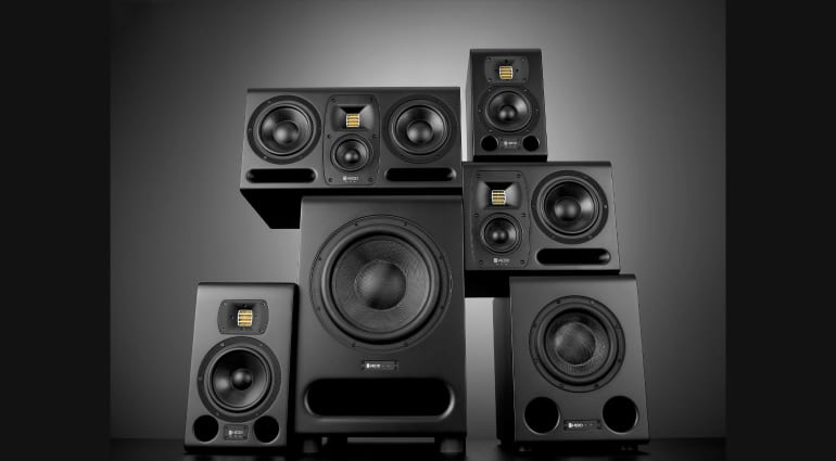 Serie de monitores HEDD MK2