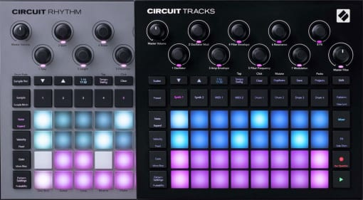 Novation Circuits