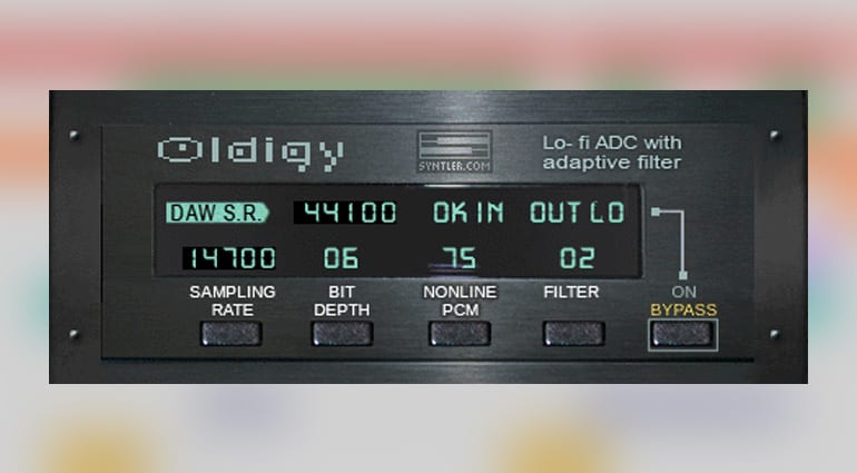 Best free plug-ins this week: Oldigy, Wave Observer and Freqs