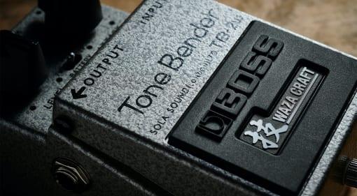 Boss TB-2W fuzz pedal