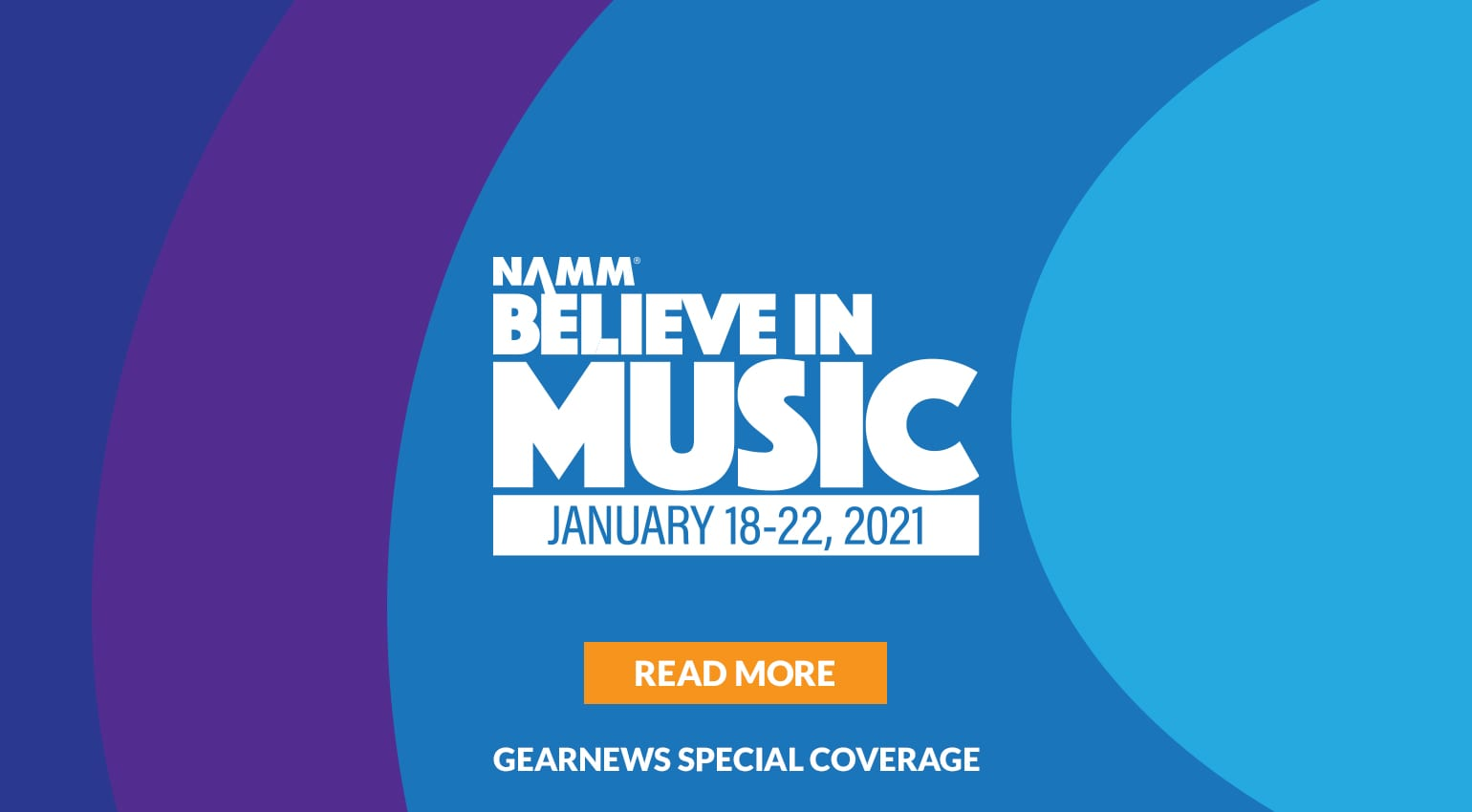 NAMM 2021: The hottest new guitars, amps, synths, studio gear and live/PA equipment!